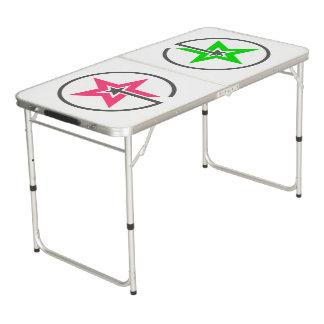 Stern-PowerPing Pong Tabelle Beer Pong Tisch