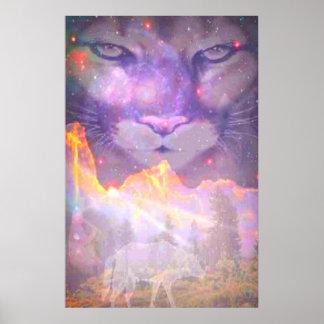 Stern-Puma Poster