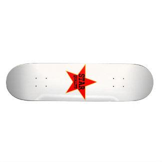 Stern-Qualität 20,6 Cm Skateboard Deck