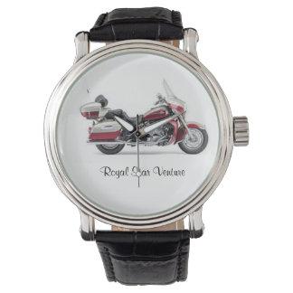 Stern-Risiko-Uhr Yamahas königliche Handuhr