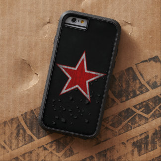 Stern Russlands roter iphone Kasten Tough Xtreme iPhone 6 Hülle