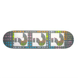 Stern-Spieler - Wettbewerbs-Turnier Skateboard