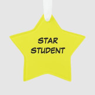 Stern-Studenten-Verzierung Ornament