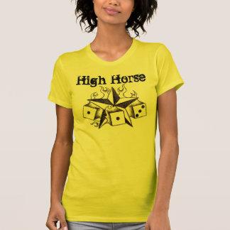 Stern-Tätowierung, hohes Pferd T-Shirt