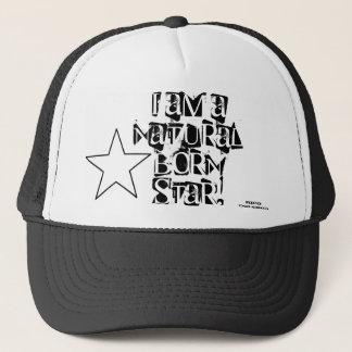 Stern von Geburt Truckerkappe