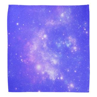 Stern-Wolken-LichtBandana Kopftuch