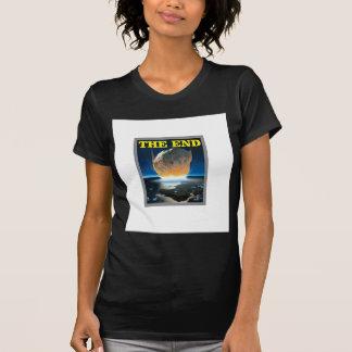 sternartiges Ende T-Shirt