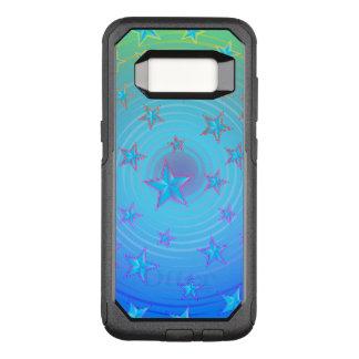 Sternchen-Vereinbarung mit der Farbe justierbar OtterBox Commuter Samsung Galaxy S8 Hülle