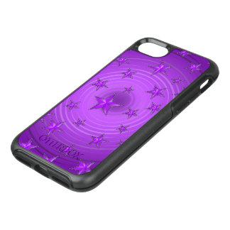 Sternchen-Vereinbarung mit der Farbe justierbar OtterBox Symmetry iPhone 8/7 Hülle