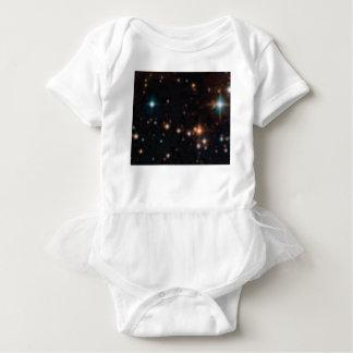 Sterne in den Himmeln Baby Strampler