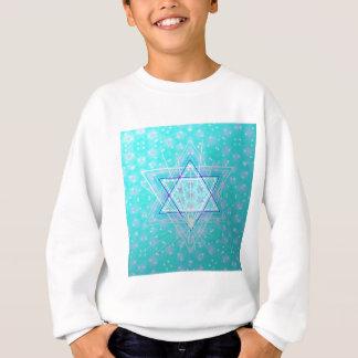 Sterne in den Sternen Sweatshirt