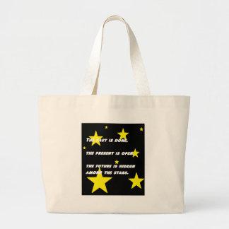 Sterne Jumbo Stoffbeutel
