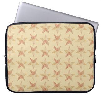 Sterne Laptopschutzhülle