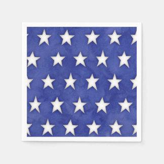 Sterne Papierserviette