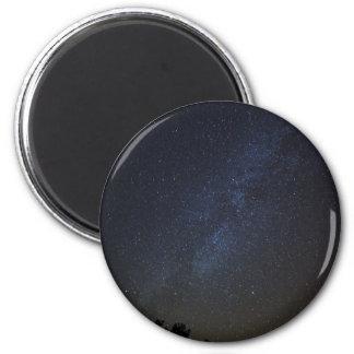 Sterne Runder Magnet 5,1 Cm