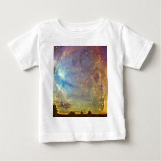 Sterne über Orion Baby T-shirt