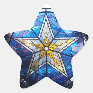 Sterne von Aufklebern Stella Maris Stern-Aufkleber