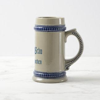 Sternecker Brau Stein Kaffee Tasse