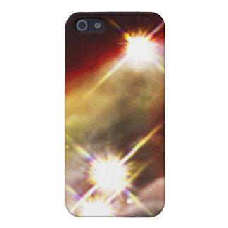 Sternenklare Nacht des Kegel-Nebelflecks Etui Fürs iPhone 5