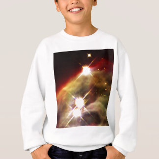 Sternenklare Nacht des Kegel-Nebelflecks Sweatshirt