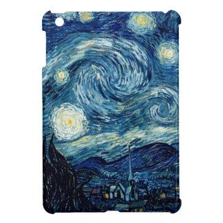 Sternenklare Nacht durch Vincent van Gogh iPad Mini Hülle