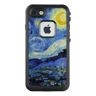 Sternenklare Nacht durch Vincent van Gogh LifeProof FRÄ' iPhone 8/7 Hülle