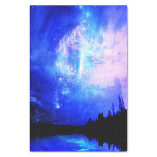 Sternenklare Nacht Seidenpapier