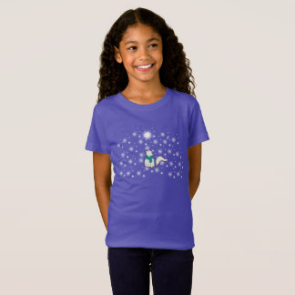 Sternenklare Nacht T-Shirt