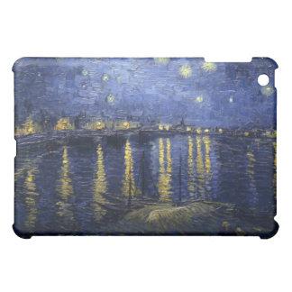 Sternenklare Nacht über dem Rhône iPad Fall iPad Mini Hülle