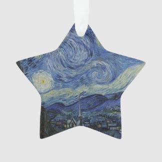 Sternenklare Nacht Vincent van Gogh Ornament