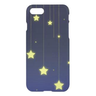 Sternenklare NachtClearly™ Ablenker-Kasten iPhone 8/7 Hülle
