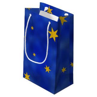 Sternenklare Nachtgeschenk-Tasche Kleine Geschenktüte