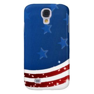 Sternenklarer Flaggen-Volkstrauertag Galaxy S4 Hülle