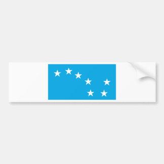 Sternenklarer Pflug - irische sozialistische Autoaufkleber