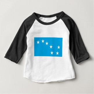 Sternenklarer Pflug - irische sozialistische Baby T-shirt