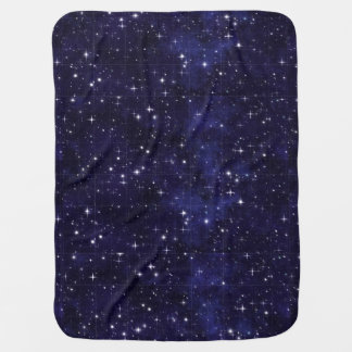 Sternenklares Himmels-Gitter Kinderwagendecke