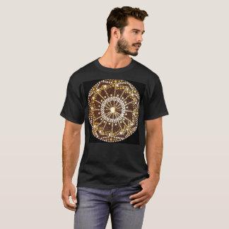 SternexplosionMandala - goldener Chakra T - Shirt