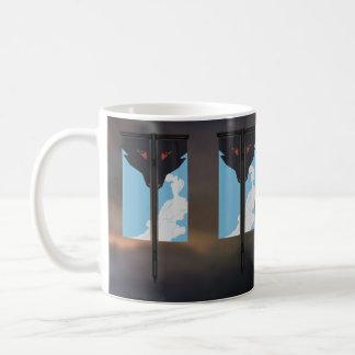 Sternfreunde vape Wolffahne Kaffeetasse