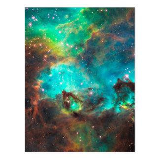 Sternhaufen NGC 2074 Postkarte
