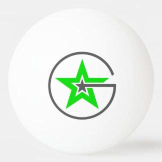 SternPing Pong Ball des Geek-Power-drei Ping-Pong Ball