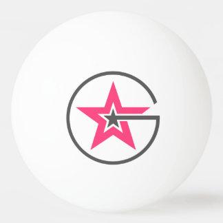 SternPing Pong Ball des Mädchen-Power-drei Ping-Pong Ball
