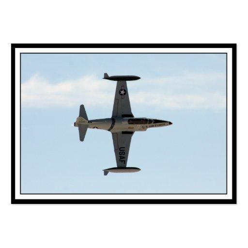 Sternschnuppe P-80 Visitenkartenvorlagen