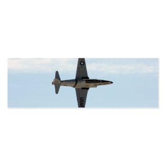 Sternschnuppe P-80 Jumbo-Visitenkarten