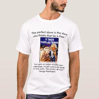Steuer-Gefüttert T-Shirt