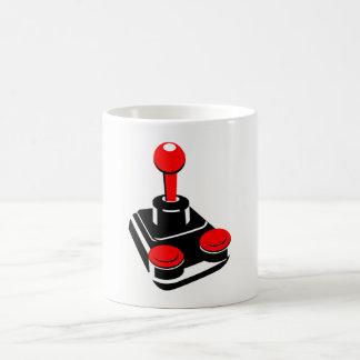 Steuerknüppel Kaffeetasse