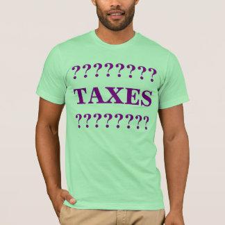 Steuern T-Shirt