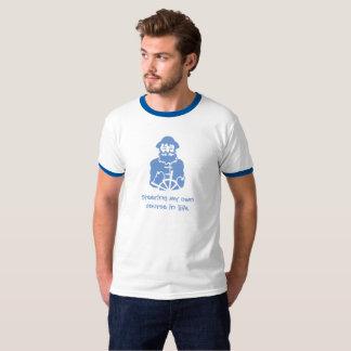 Steuerung meines eigenen Kurses im Leben T-Shirt