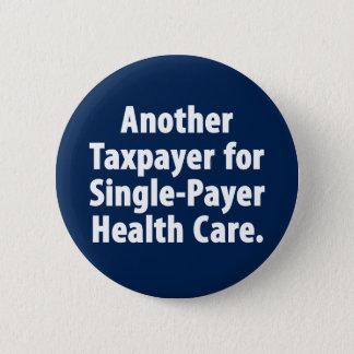 Steuerzahler für runder button 5,7 cm