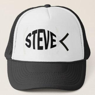 Steve-Fische Truckerkappe