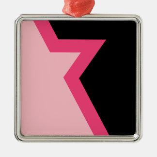 Steven-Universum-Quadrat-Mamma Silbernes Ornament